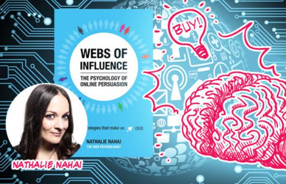 Nathalie Nahai - World's Foremost Expert in Web Psychology
